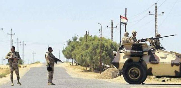مصر.. مقتل 4 مدنيين ذبحا على طريق العريش