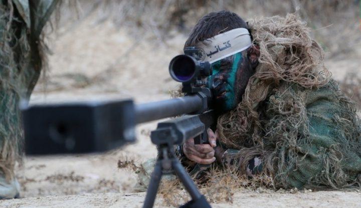 الاحتلال يزعُم: اطلاق نار صوب موقع لقناصة الاحتلال شرق قطاع غزة