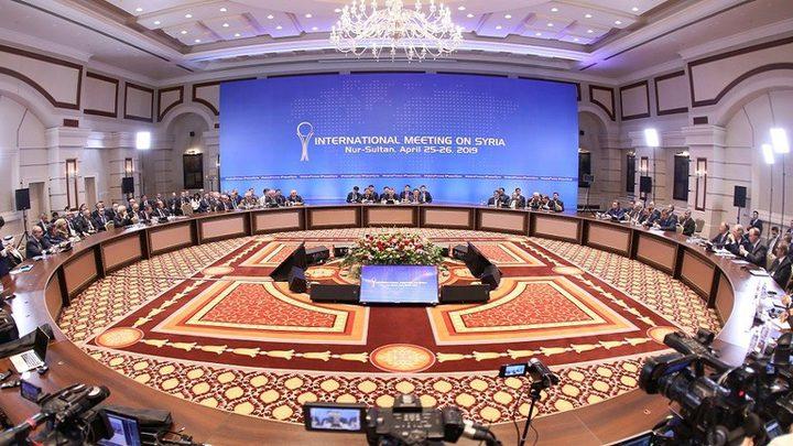 محادثات أستانا في 1 و2 أغسطس بمشاركة لبنان والعراق لأول مرة