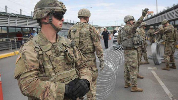 واشنطن ترسل مئات العسكريين للسعودية