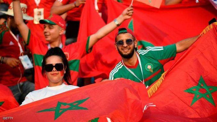 العاهل المغربي يشارك شعبه فرحته بتتويج الجزائر