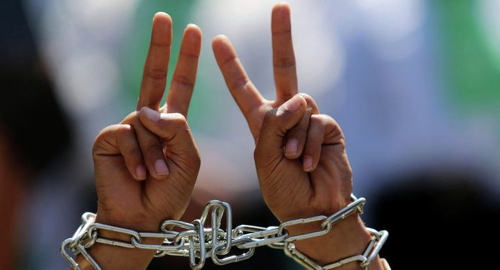 أسير من برقين يواصل اضرابه عن الطعام في سجون الاحتلال