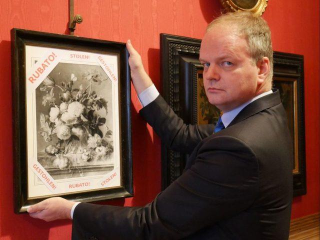 ألمانيا تعيد لإيطاليا لوحة سرقها جندي نازي ليهديها لزوجته