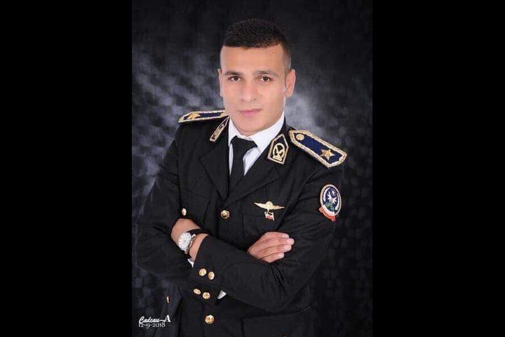 الرئيس المصري يكرم الطالب الفلسطيني أسيد أبو ظاهر