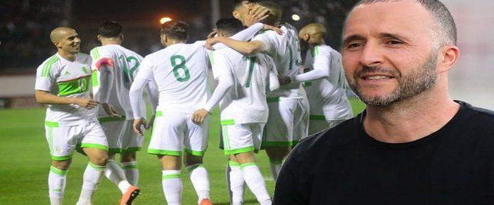 """""""قد تقولون عني أنني مجنون"""".. مدرب الجزائر يرد على الجميع"""