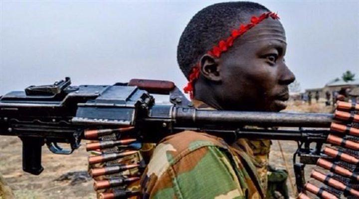مقاتلو جنوب السودان يتلقون أوامر بالعودة للمعسكرات تنفيذاً لاتفاق