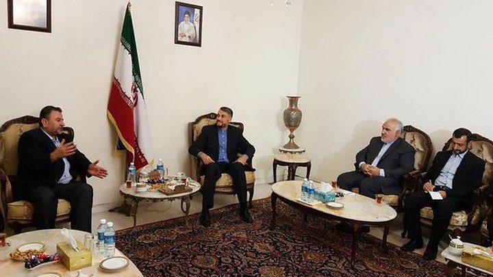 هنية: وفد رفيع من حماس يصل إيران ونأمل بعودة سوريا قوية