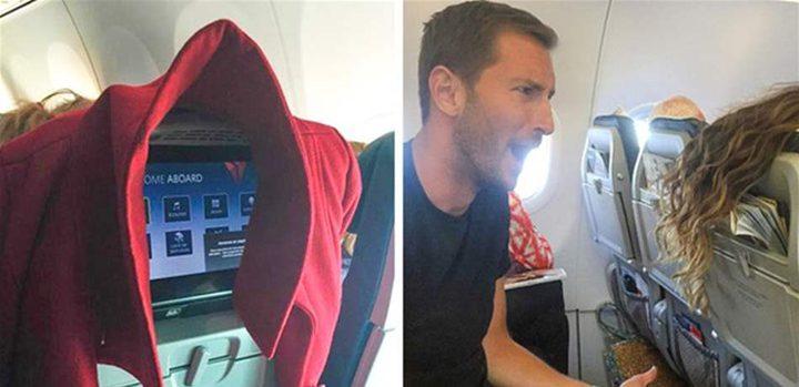 هذه الأمور التي يجب التوقف عن القيام بها على متن الطائرة