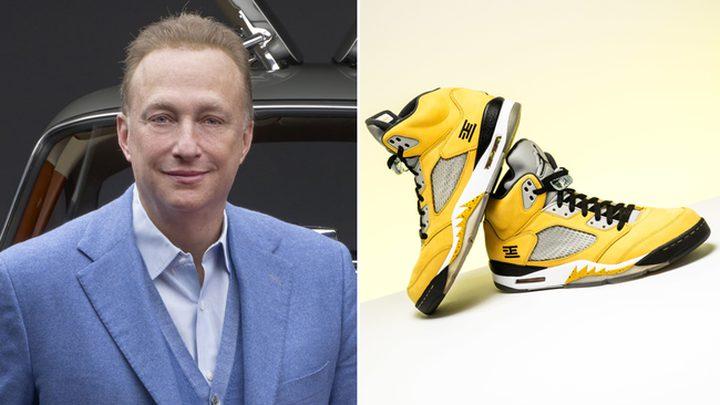 رجل أعمال كندي يشتري 99 زوجًا من الأحذية الرياضية بمبلغ خيالي