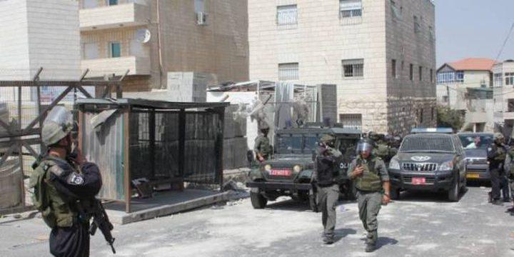 الاحتلال يقتحم مخيم شعفاط في شرق القدس