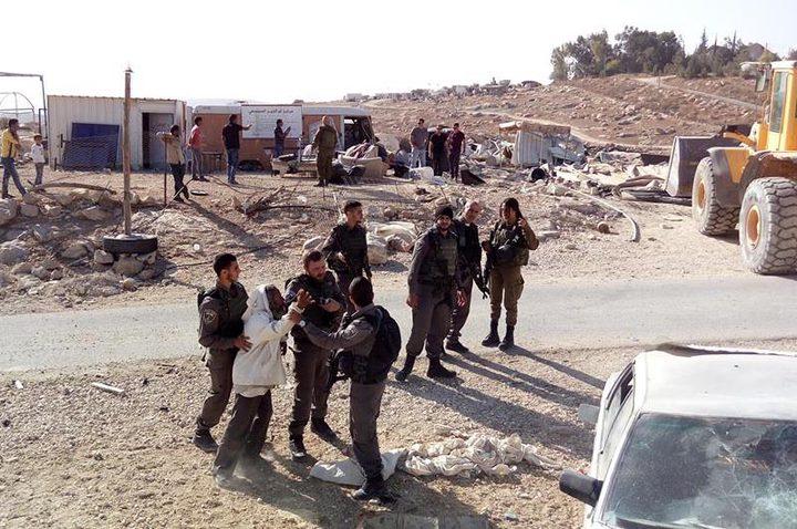 فعاليات في بيت لحم لمناصرة حي واد الحمص