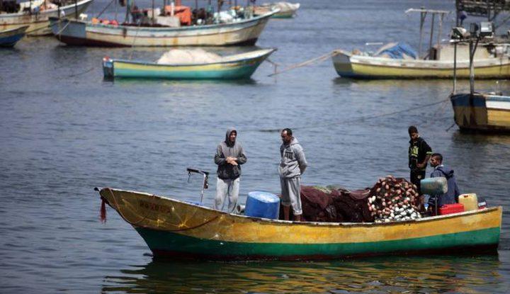 بحرية الاحتلال تختطف صياديّن قبالة بحر رفح