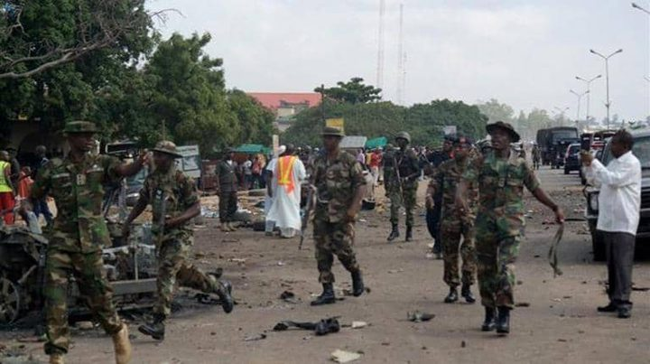 بعد مذبحة العصابات...الرئيس النيجيري بتوعد بالرد