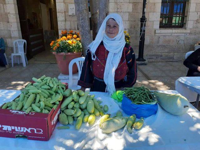 إطلاق سوق المزارعين الفلسطينيين الأسبوعي في البيرة