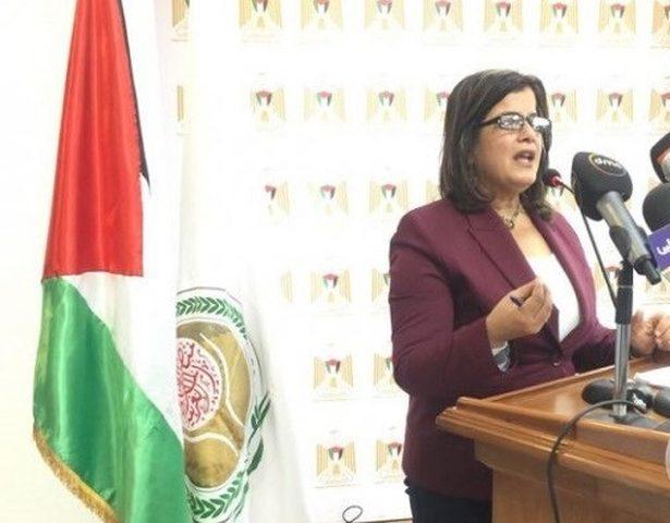 """خولة الأزرق نائبا لأمين سر المجلس الثوري لحركة """"فتح"""""""
