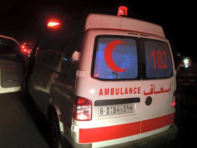 مصرع طفل بحادث سير في قرية المزرعة الغربية