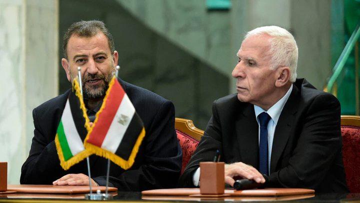 فتح: متمسكون بخيار المصالحة والجهود المصرية مستمرة
