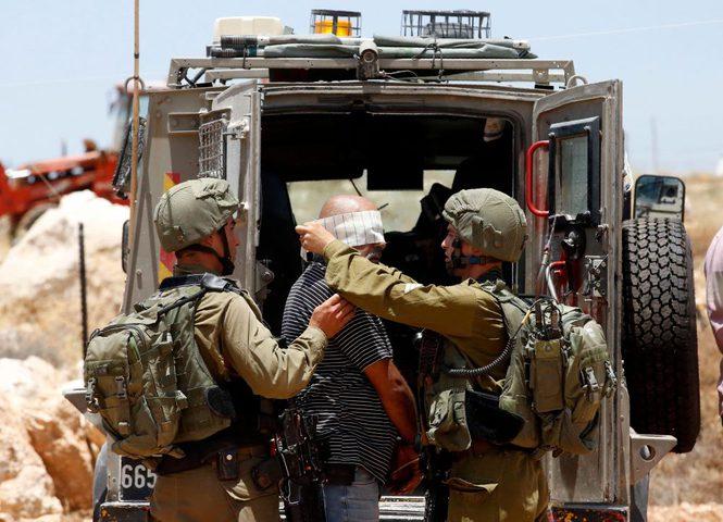 فجر الاثنين: الاحتلال يعتقل 19 مواطنا