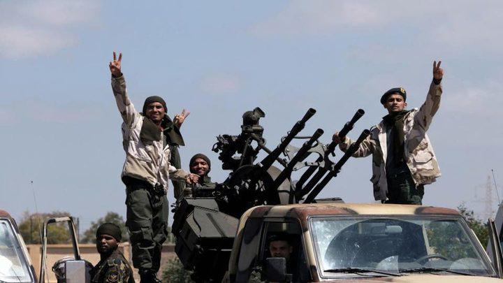 الجيش الوطني الليبي يتقدم على كافة المحاور نحو طرابلس