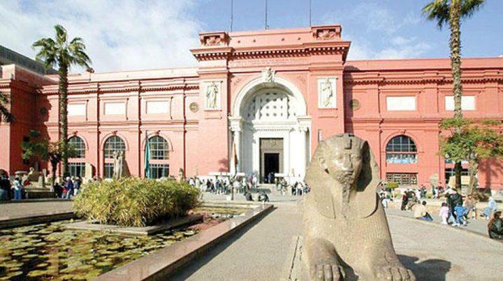 مذكرة مصرية لسائح عربي بعد ارتكابه فعل مخالف بأحد المتاحف
