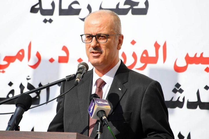 الحمدالله: أعمال الهدم في القدس نكبة جديدة وسابقة قانونية خطيرة