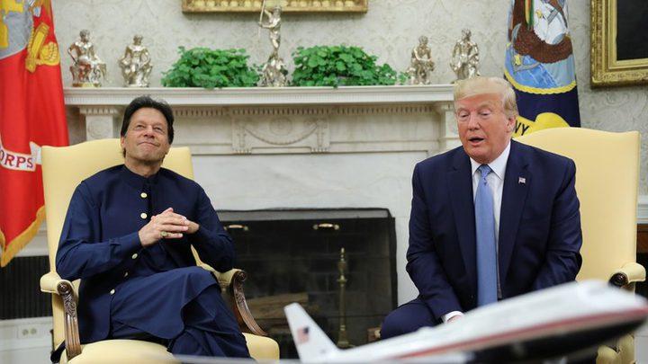 ترامب يوسّط نفسه بين باكستان والهند في أزمة كشمير