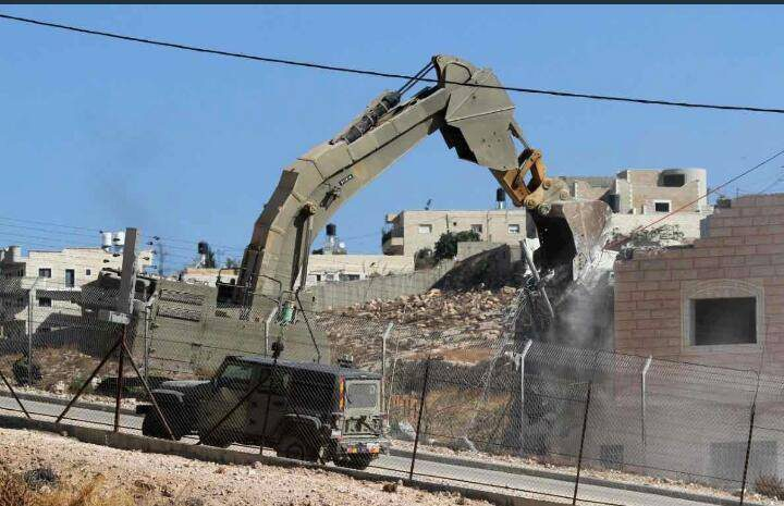 مجزرة الهدم في القدس تتواصل ...ومطالبات بالتحرك