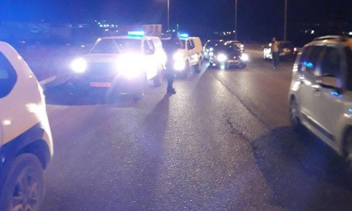 اصابة شاب برصاص الاحتلال بزعم محاولة تنفيذ عملية طعن
