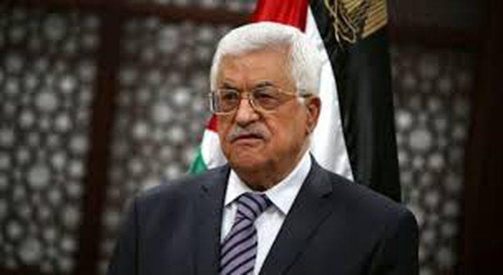 الرئيس ينعى المناضل بسام الشكعة ويعزي عائلته
