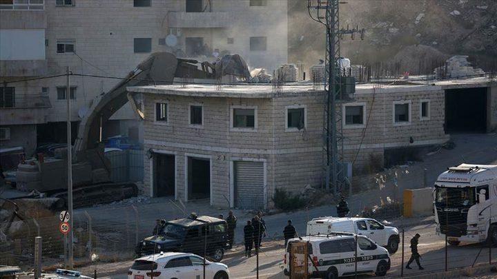 الأردن تدين هدم الاحتلال الإسرائيلي لمنازل المقدسيين