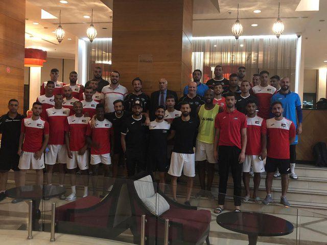 الرجوب: الرياضة لها دور في إيصال رسالة السلام من فلسطين للعالم