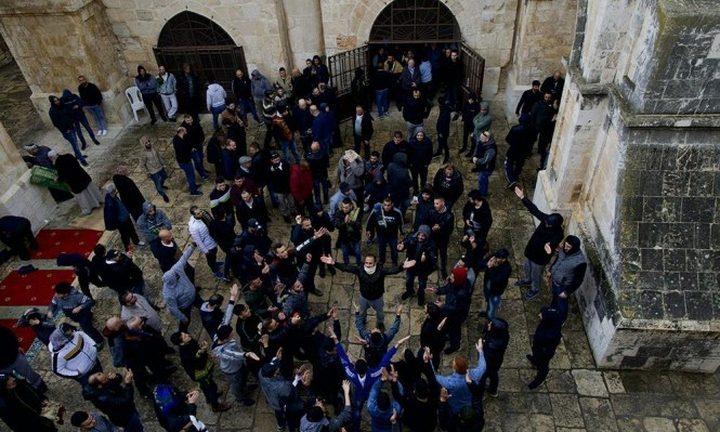 الأردن تنفي وجود أي اتفاق مع إسرائيل لإغلاق باب الرحمة