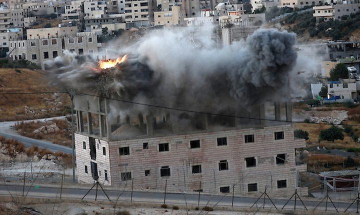 بيان مشترك يدين هدم الاحتلال لمنازل المواطنين في وادي الحمص