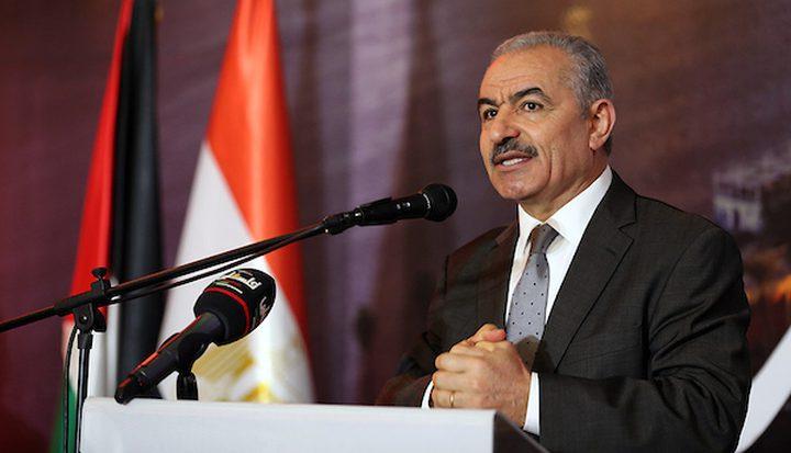 اشتيه: مصر الدرع الحامي لفلسطين والعرب