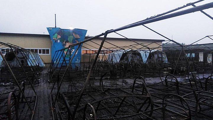 روسيا.. قتلى وجرحى أطفال بحريق في مخيم صيفي