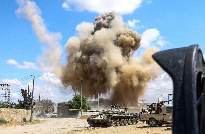 ليبيا.. هدوء حذر جنوب طرابلس بعد اشتباكات ضارية