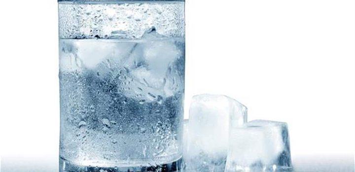 توقفوا عن شرب الماء المثلج