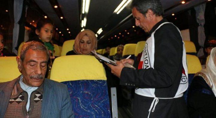 الصليب الأحمر يكشف عن جدول برنامج زيارات الأسرى لشهر آب القادم