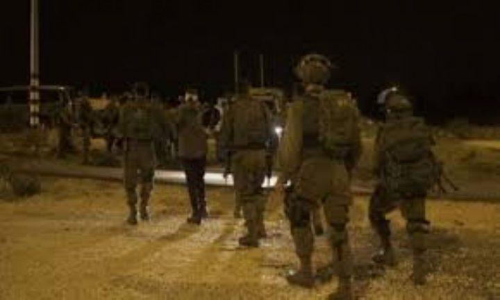 اعتقال (23) مواطنًا في الضفة