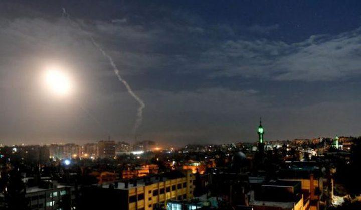 الاحتلال يقصف منطقة استراتيجية جنوب سوريا