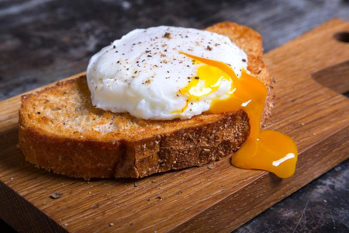البيض في الدايت الغذائي