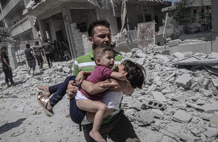 سوريا.. قتلى وجرحى في قصف على ريف إدلب