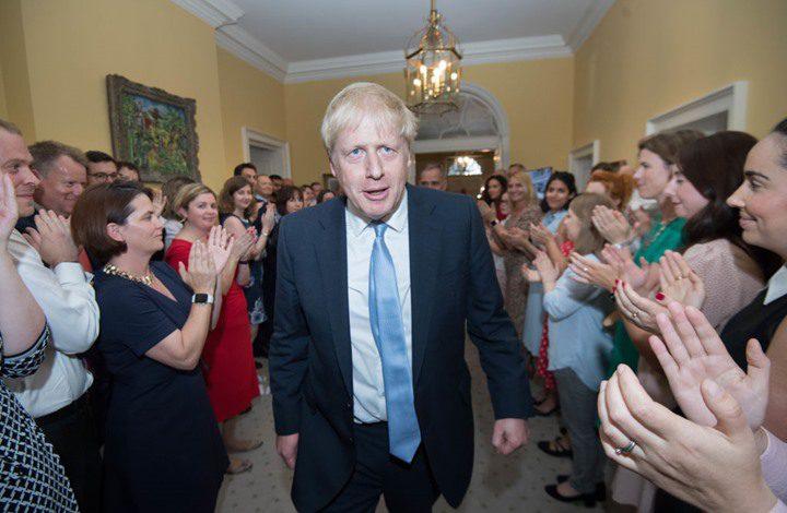 """هذا ما صرّح به """"جونسون"""" بعد توليه رئاسة حكومة بريطانيا"""