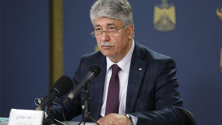 مجدلاني:القيادة تعول كثيرا على تونس فيما يتعلق بالقضية الفلسطينية
