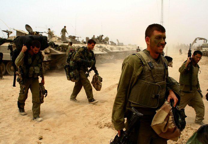 قوات الاحتلال تطلب من المستوى السياسي السماح لها باجتياح غزة