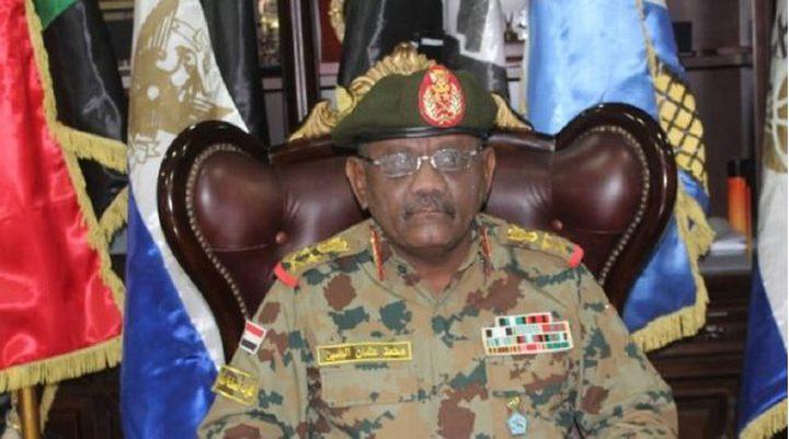 الفريق أول محمد عثمان الحسين رئيساً لهيئة الأركان السودانية