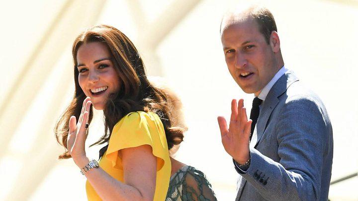 الأمير وليام وكايت ينفقون ثروة من أجل الاحتفال بيوم ميلاد ابنهما