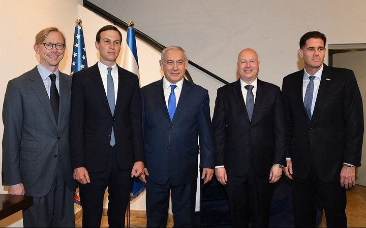 وفد أمريكي كبير يزور الشرق الأوسط