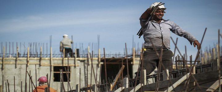الإحصاء: ارتفاع تكاليف البناء والبنية التحتيّة في الضفة في حزيران