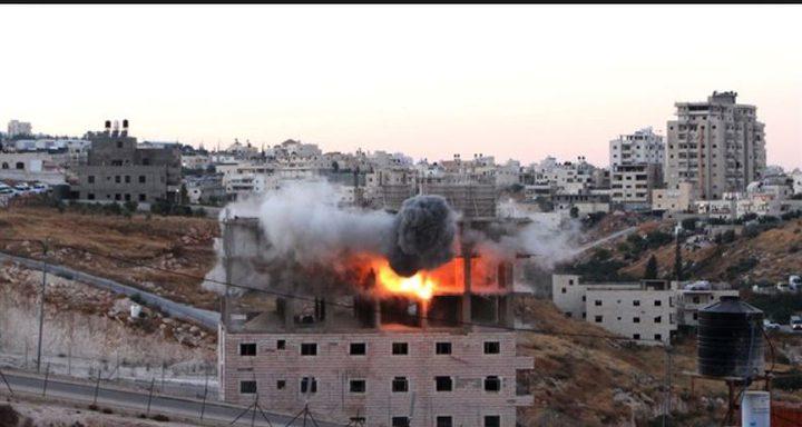 أمريكا تمنع إدانة مجلس الأمن لهدم منازل واد الحمص